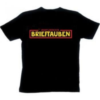 Shirt in XS-XXL (Motiv Bandlogo)