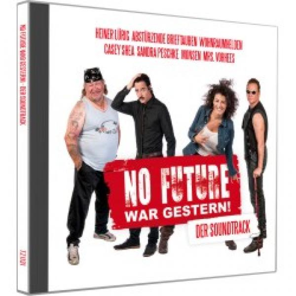 No Future war gestern - Der Soundtrack - CD
